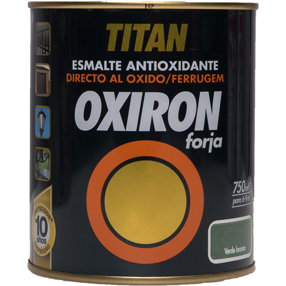 Email Oxiron FF, TITAN, verde, 750ml imagine MatHaus