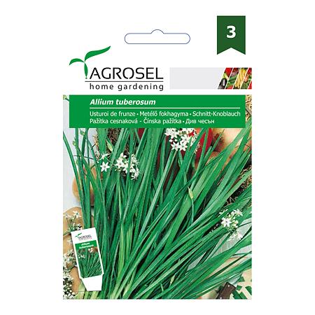 Seminte de usturoi de frunze, Agrosel