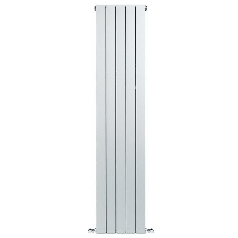 Calorifer aluminiu Faral Condor 1800, 80 x 1800 mm, 5 elementi, 1355 W, alb mathaus 2021