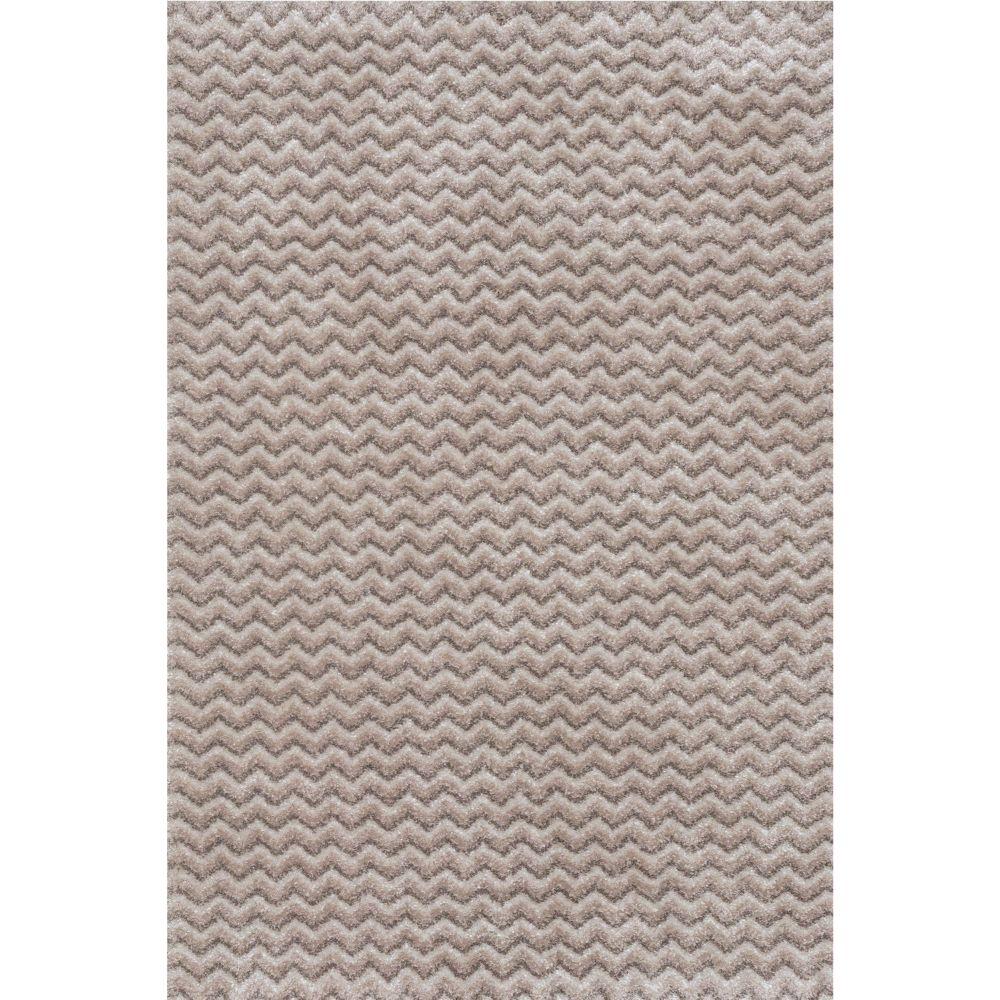 Covor modern Sintelon Stage 01 EDE, model elegant crem/bej, polipropilena si poliester, 160 x 230 cm mathaus 2021
