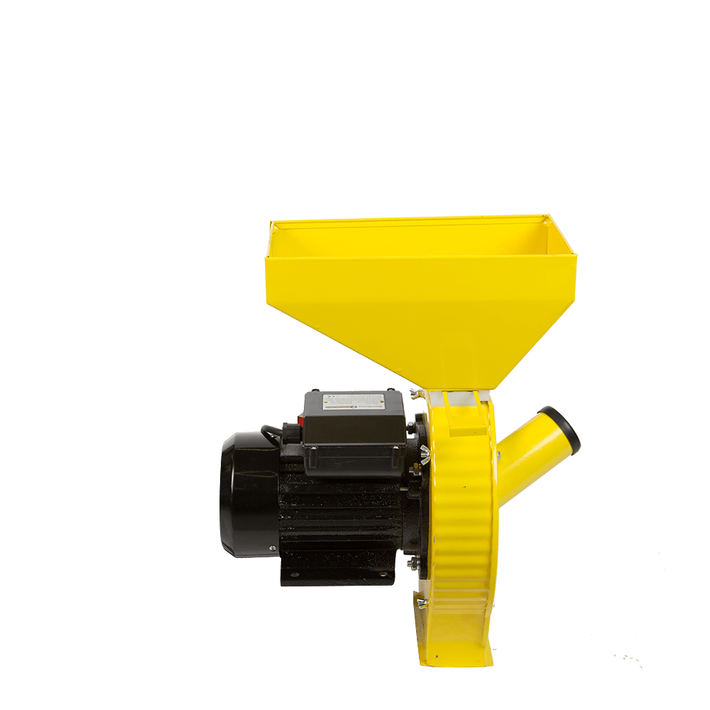 Moara cu ciocanele Gospodarul Profesionist GP-2, 2,5kW, capacitate de maruntire 180 kg/h imagine 2021 mathaus