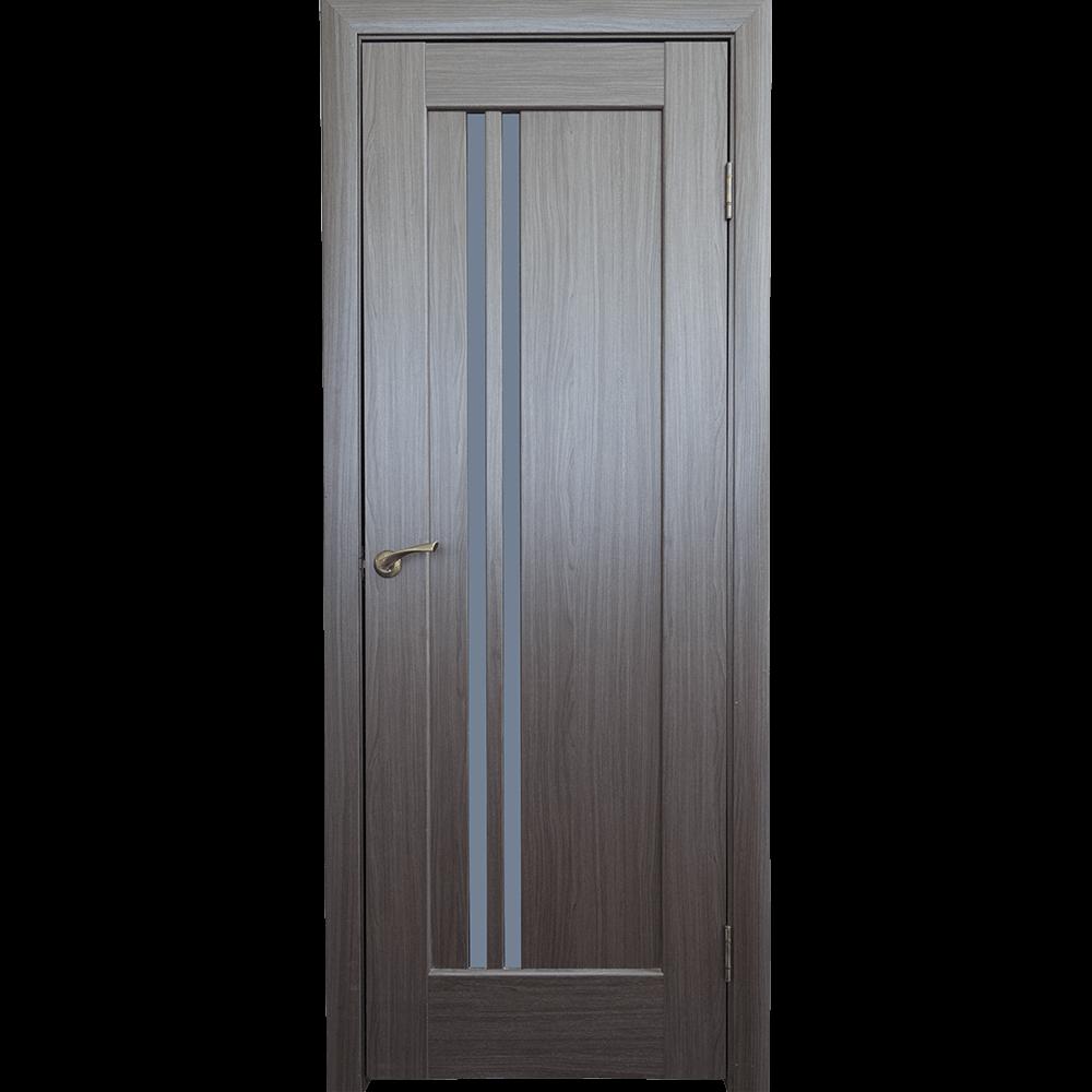 Usa de interior, gri, Nostra Dellita, 2000x700x40 mm imagine MatHaus.ro
