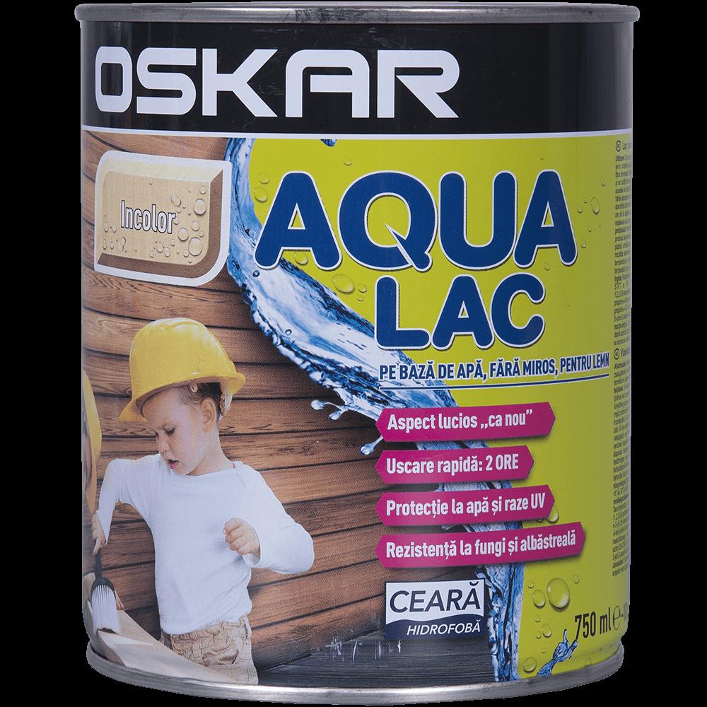 Lac Oskar Aqua incolor 0,75 L
