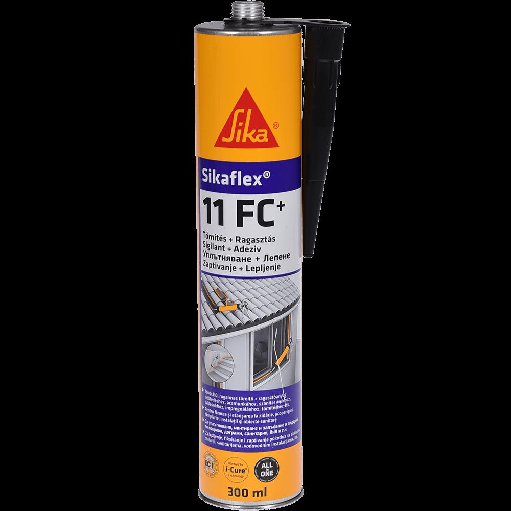 Adeziv sigilant elastic monocomponent Sikaflex®-11 FC, negru, 300 ml mathaus 2021