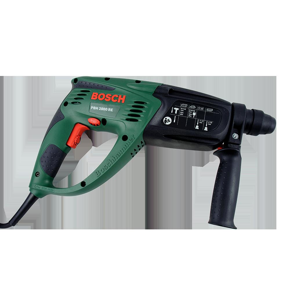Ciocan rotopercutor Bosch PBH 2800RE, 720W, 4000 percutii/min, electric-pneumatic mathaus 2021