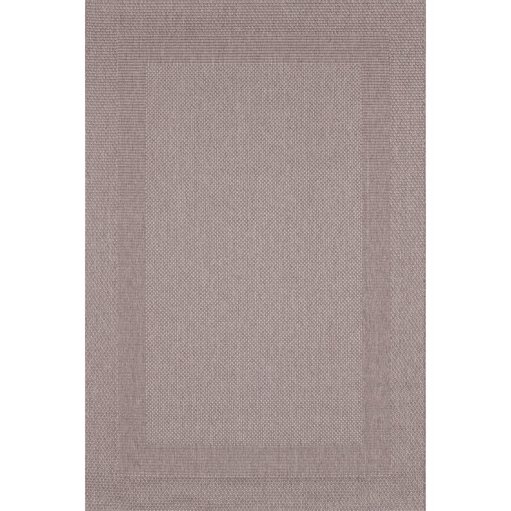 Covor dreptunghiular Sintelon Adria 01BEB, polipropilena, model sisal bej inchis, 120 x 170 cm mathaus 2021