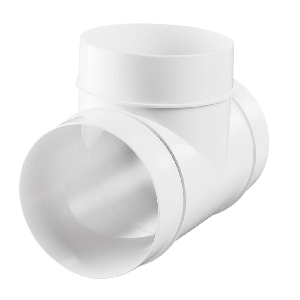 Conector T pentru tubulatura sisteme ventilatie, diametru 150 mm