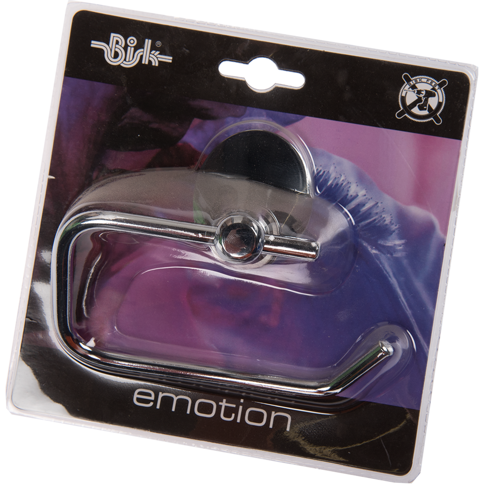 Suport hartie igienica Emotion fara aparatoare, metal, 11,5 x 5 x 14 cm