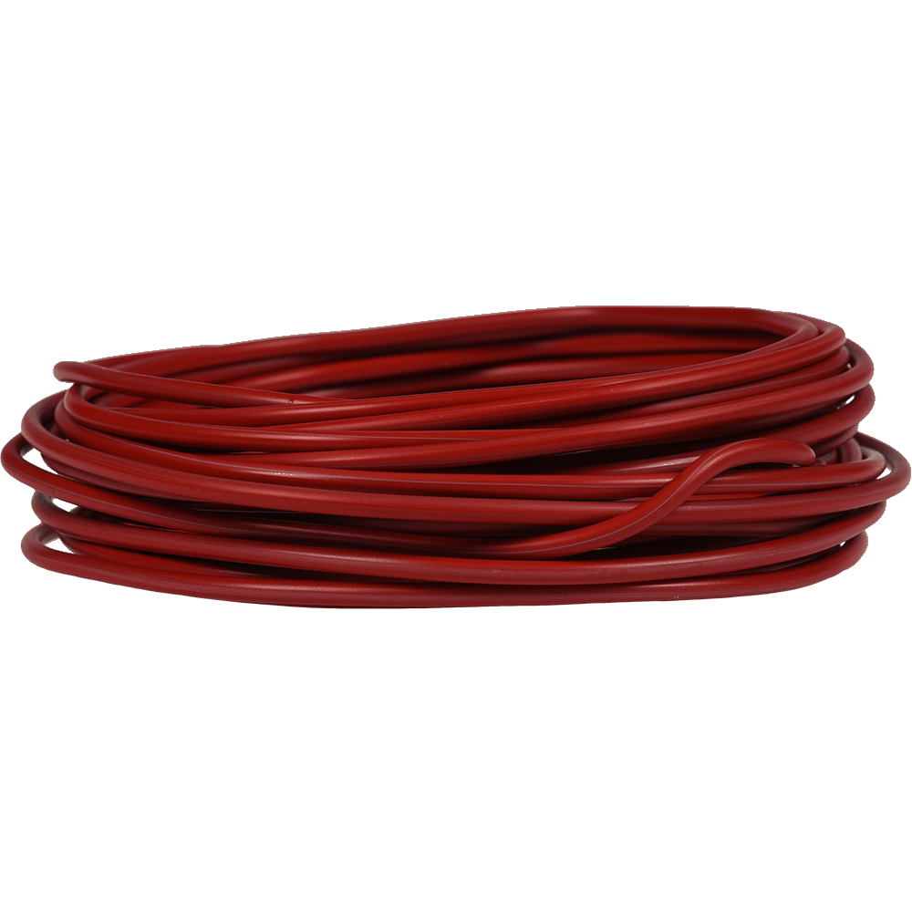 Rola conductor electric FY / H07V-U 1x4 mmp rosu 10 m