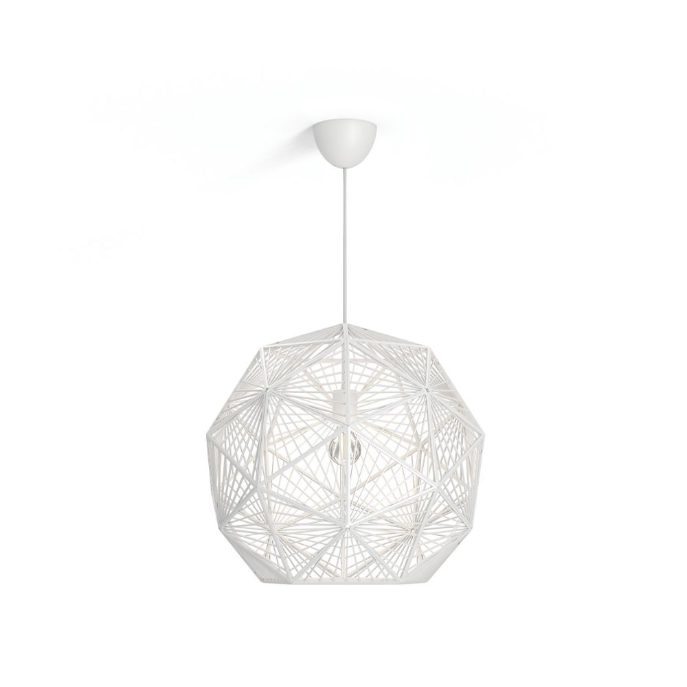Pendul Mohair White, 1 x E27, 520 x 500 x 550 mm, IP20, alb mathaus 2021