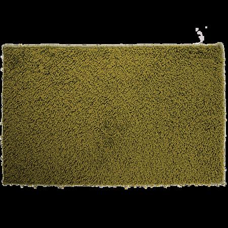 Covor modern Mistral, 100% polipropilena friese, model mar verde, 100 x 150 cm