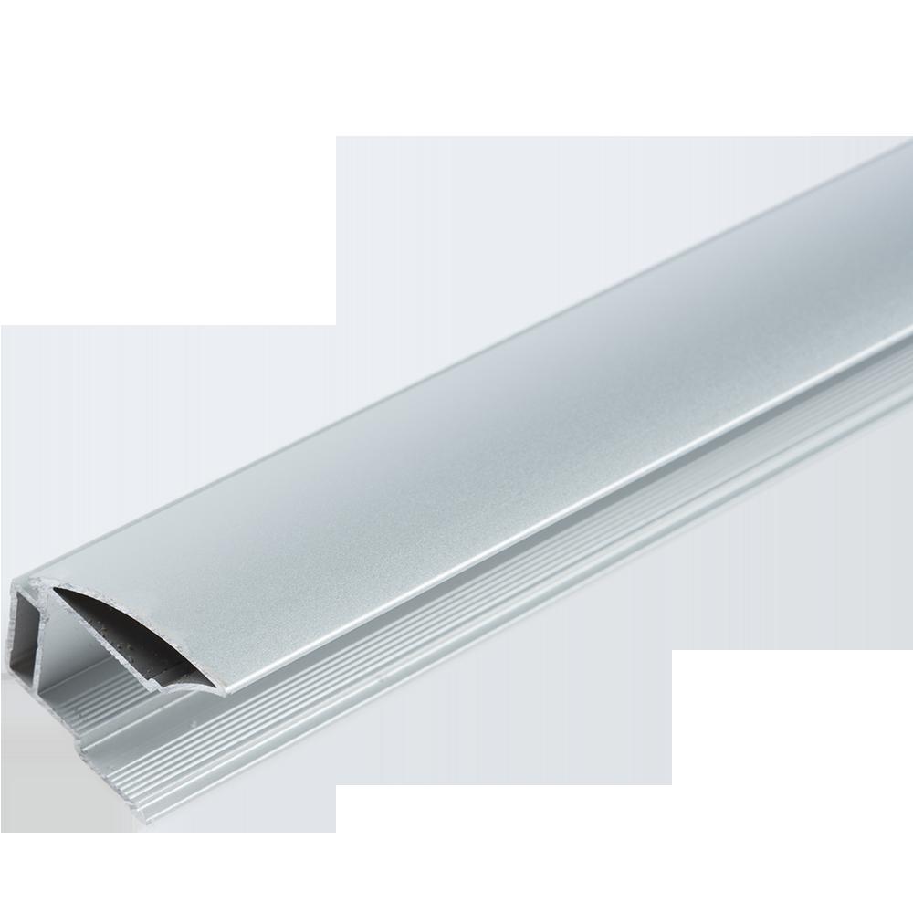 Profil maner Multiomega, lungime 2,7 m, dimensiuni 15 x 36 x 29 mm, material aluminiu imagine 2021 mathaus