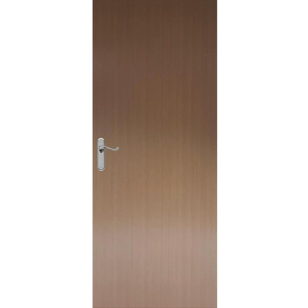 Usa plina interior, M050, stejar deschis, 200 x 60 cm + toc 10 cm