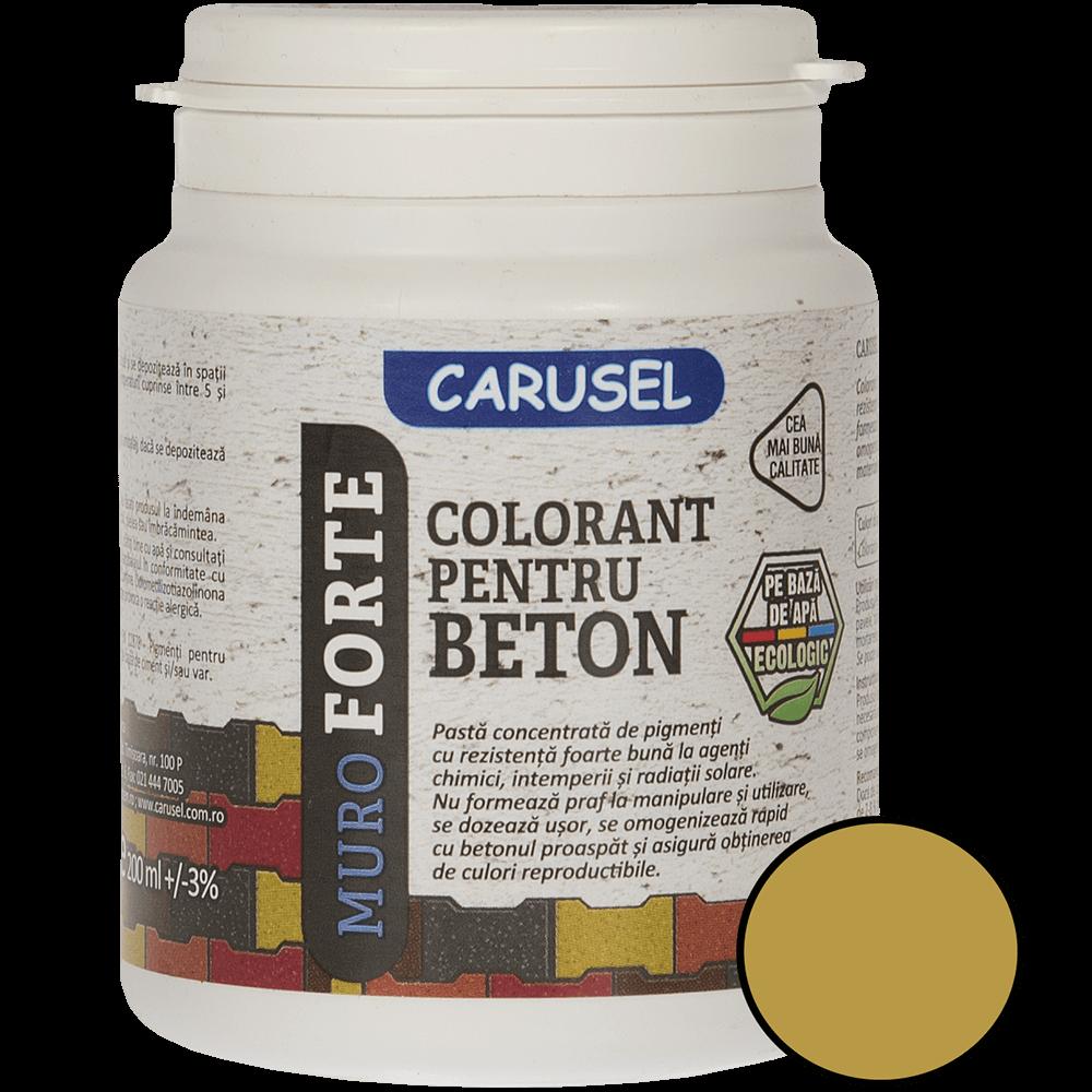Colorant pentru beton galben 200 ml imagine MatHaus.ro