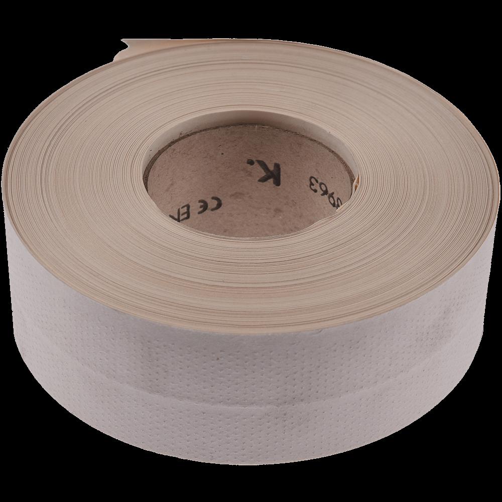 Banda de hartie pentru armare rosturi gips-carton Knauf, 50 mm X 75 m