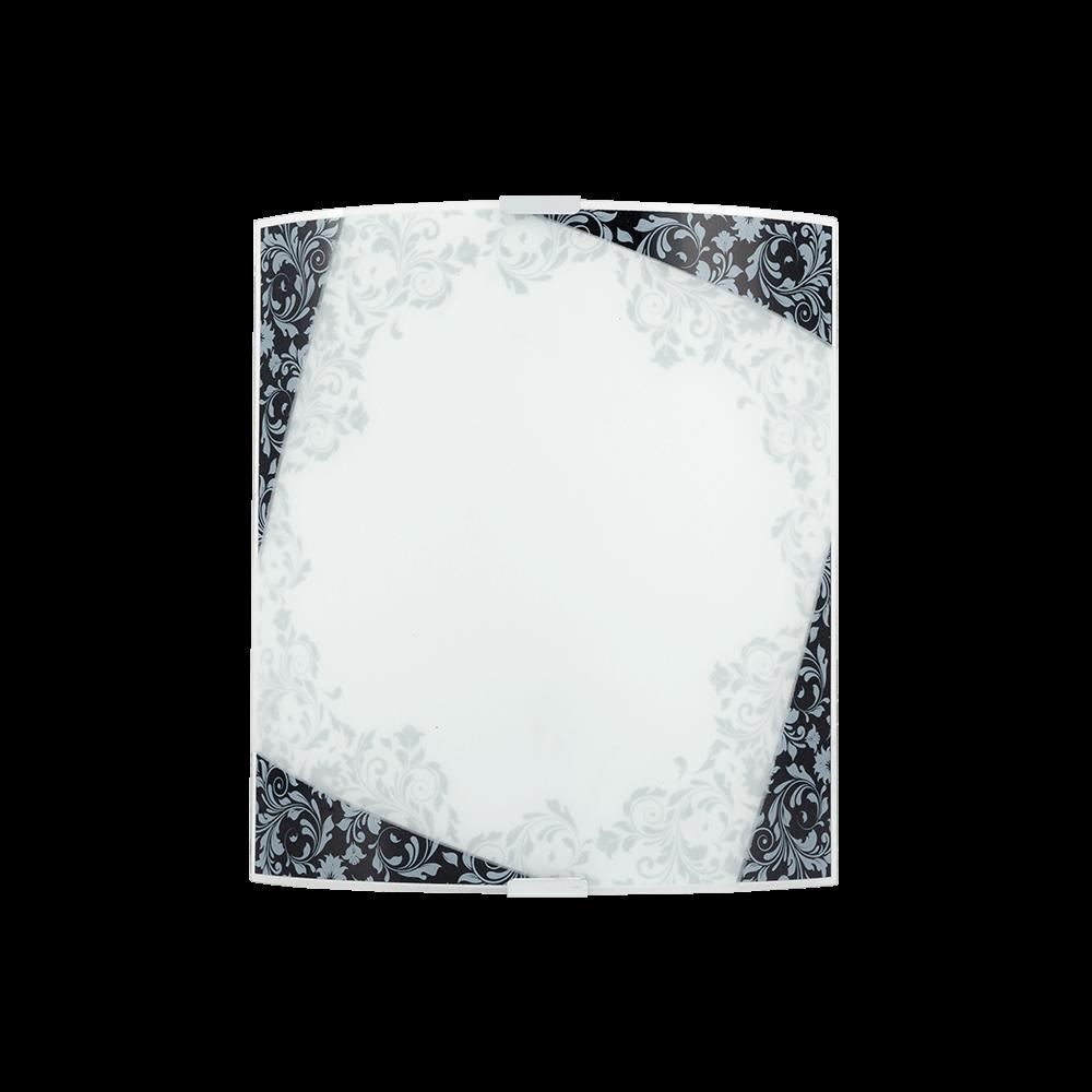 Aplica Carla KL 5828, 1xE27, 60W, 260 x 225 mm imagine MatHaus.ro