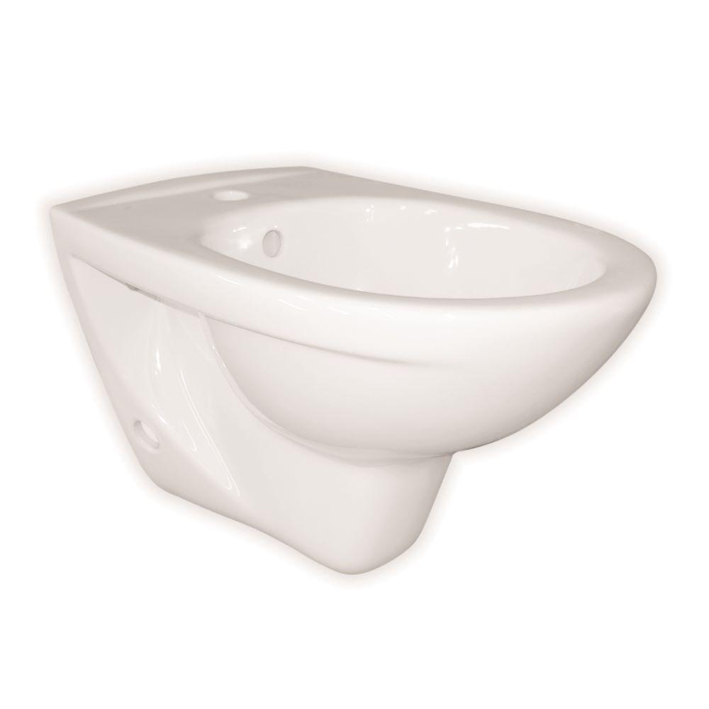 Bideu Roca Zoom Neo, ceramica sanitara, 550 x 330 mm, alb imagine MatHaus.ro