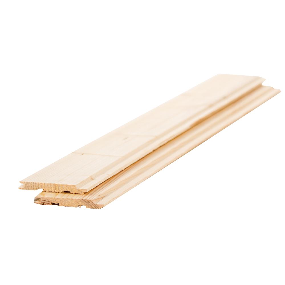 Lambriu lemn, 96 x 12 x 4000 mm; CL.AB imagine 2021 mathaus