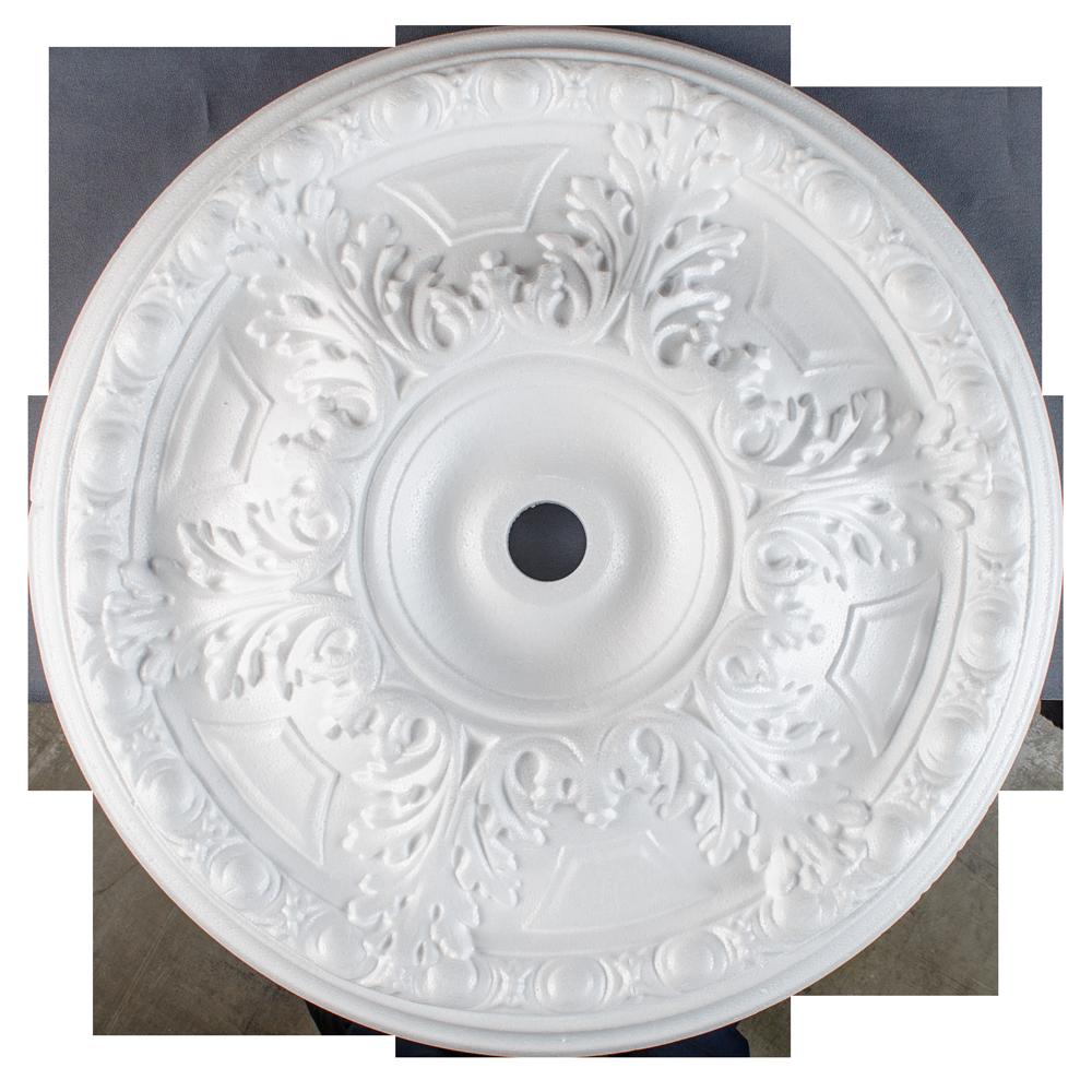 Rozeta decorativa Emilia, polistiren, D 48 cm