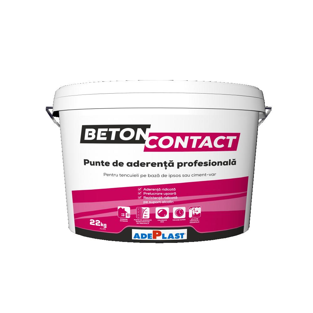 Amorsa pentru betoane si mortare, Adeplast Betoncontact, 22 kg