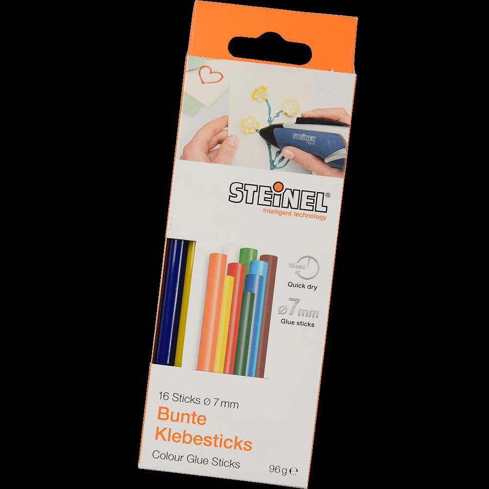 Baton de lipit Steinel Color, 7 mm, 96 g, 16 buc mathaus 2021