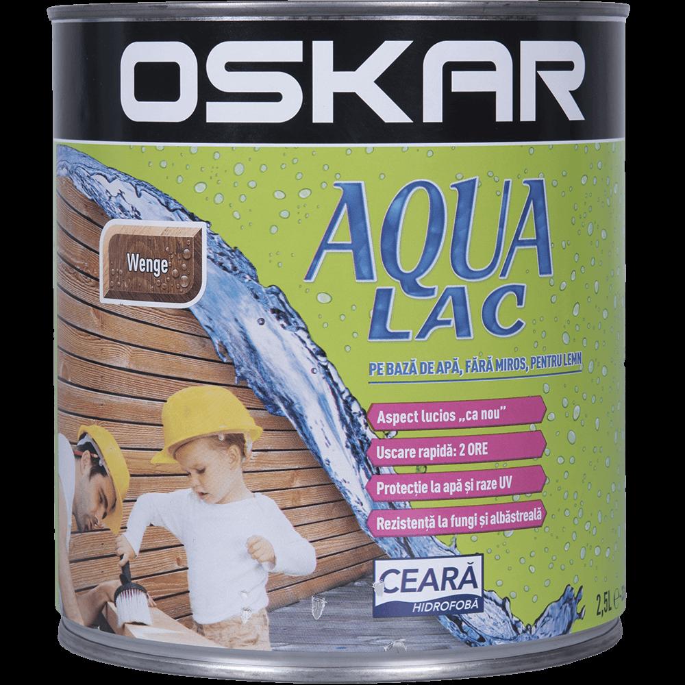 Lac Oskar Aqua wenge 2,5 L