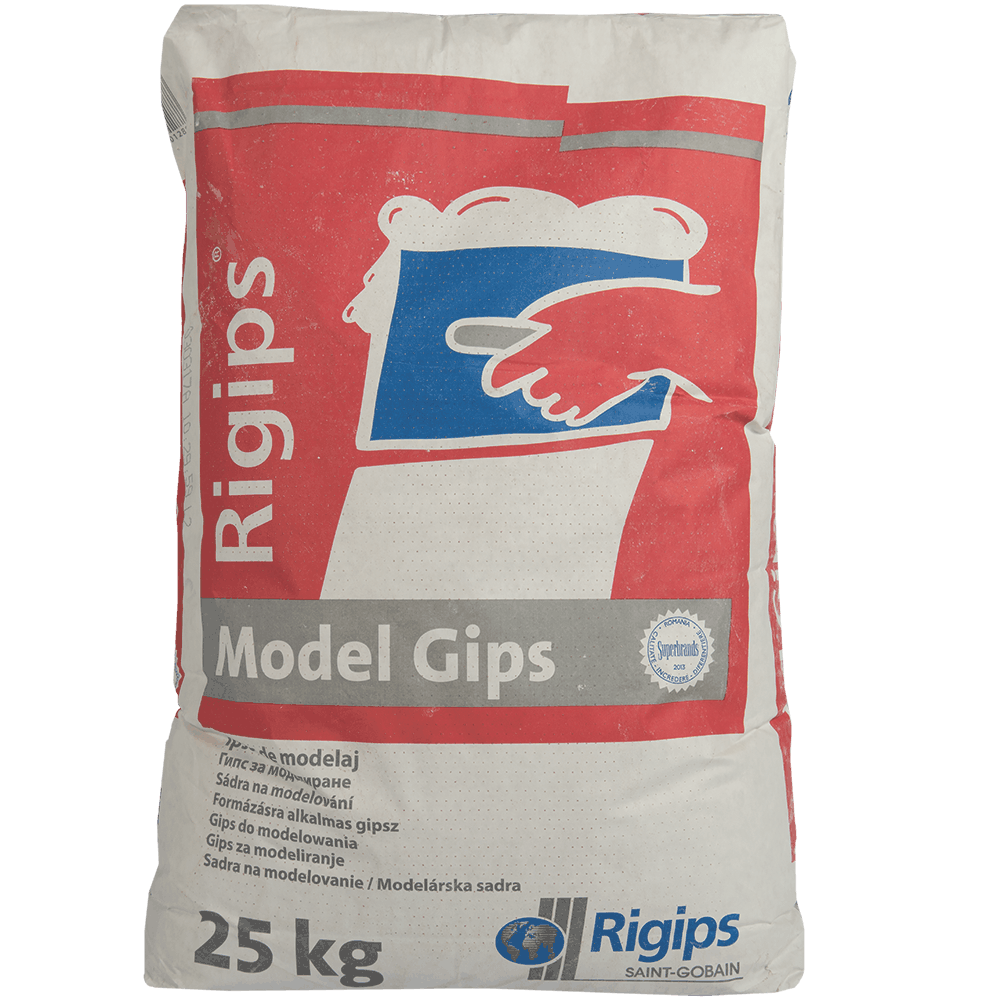 Ipsos pentru modelaj Rigips, 25 kg imagine 2021 mathaus