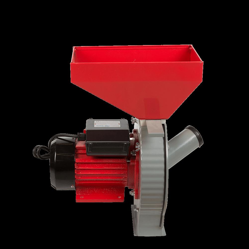Moara electrica pentru cereale si stiuleti, Blade model B, 2.7 kW, 200 kg/ora imagine 2021 mathaus