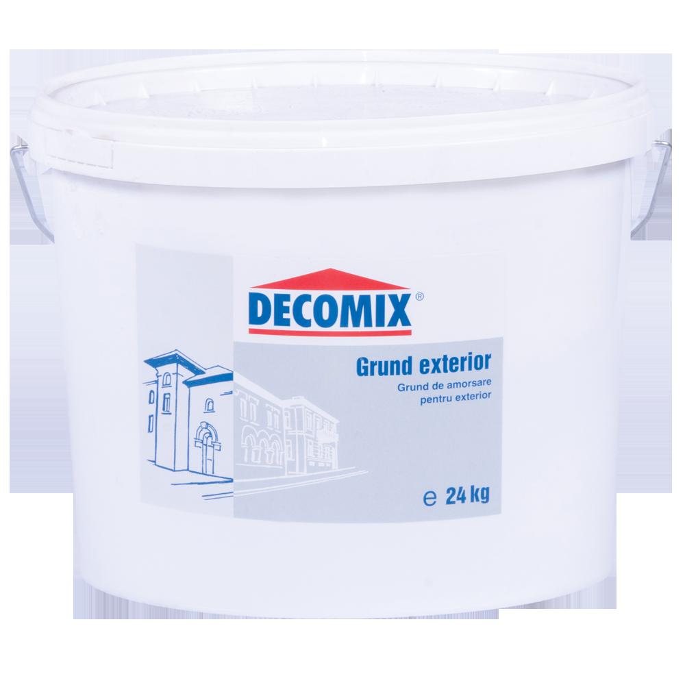 Grund pentru tencuiala decorativa Decomix, 25 kg