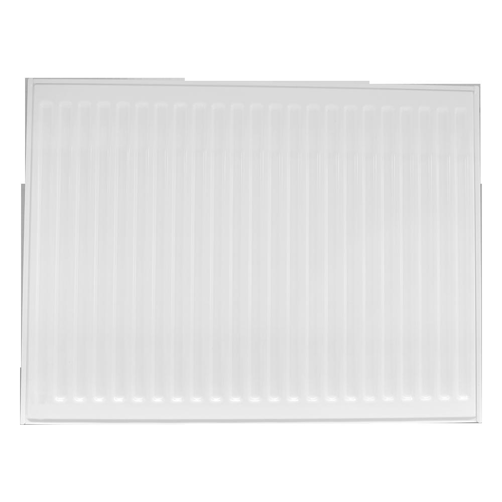 Calorifer otel Purmo C22, 600 x 800 mm, 2 panouri convectoare, alb, accesorii incluse imagine MatHaus.ro