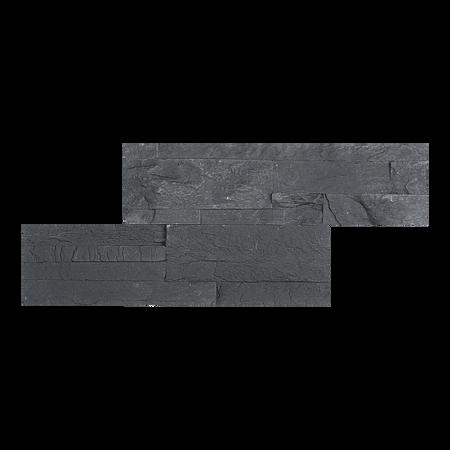Piatra decorativa gri, Neo Deep Grey, interior/exterior