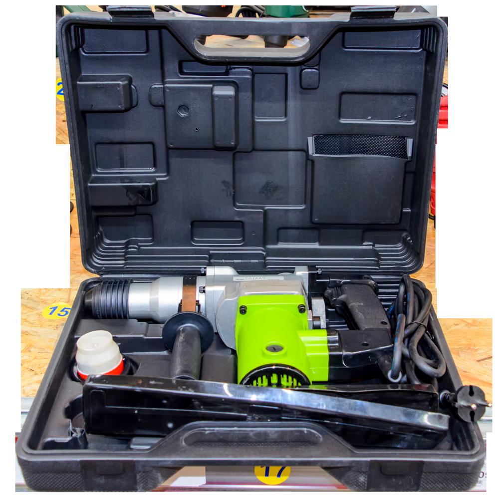 Ciocan rotopercutor Raider 858 W RD-HD07 GT, SDS+, 858 W, 2900 rpm mathaus 2021