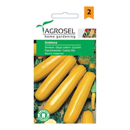 Seminte de dovlecel galben, Agrosel Goldena