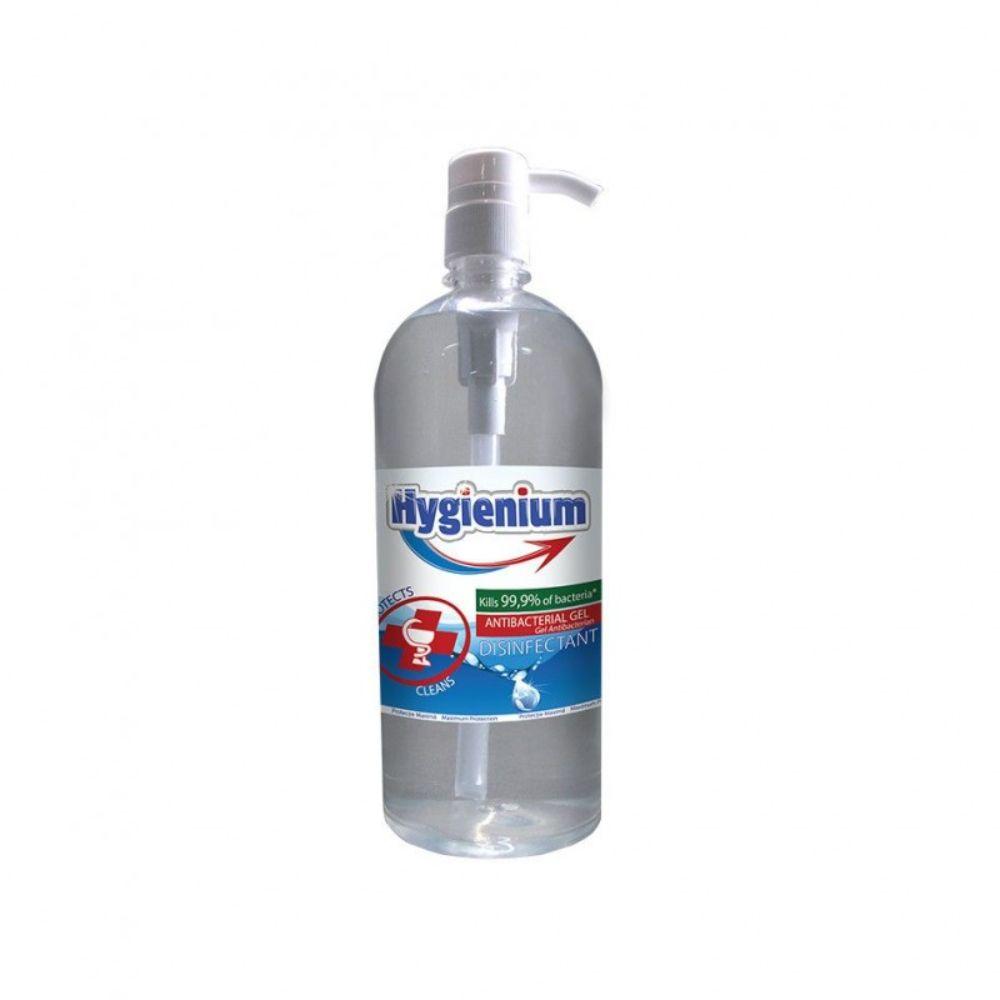 Gel antibacterian dezinfectant Hygienium, 1l imagine 2021 mathaus