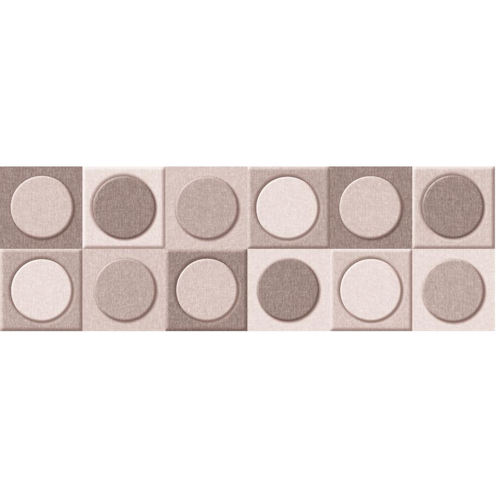 Faianta pentru interior, bej, MAVI, model geometric, G1 21 x 63 cm