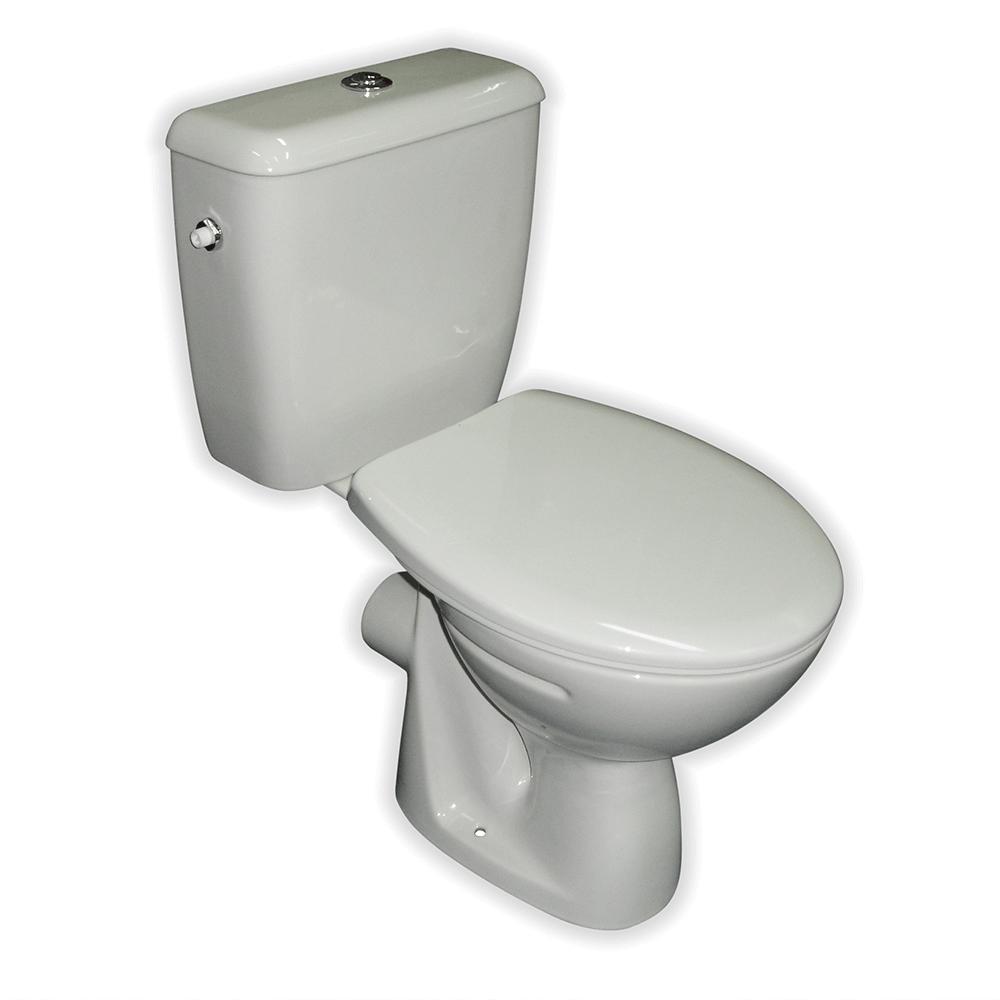Set vas WC, capac si rezervor Mira, 355 x 610 mm imagine 2021 mathaus