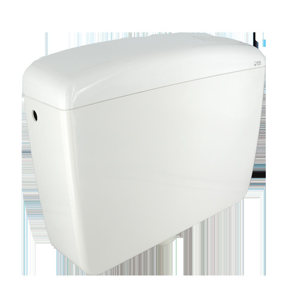 Rezervor WC Plus 2 Eurociere, ABS, max. 9 l imagine MatHaus.ro