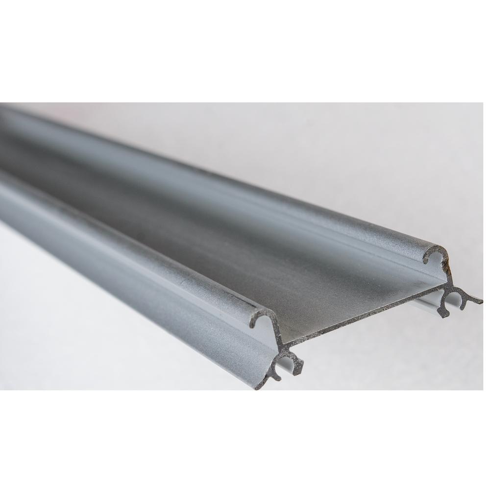 Profil rulare jos aluminiu pentru sistemele Omega, Multiomega, House, Sloping imagine 2021 mathaus