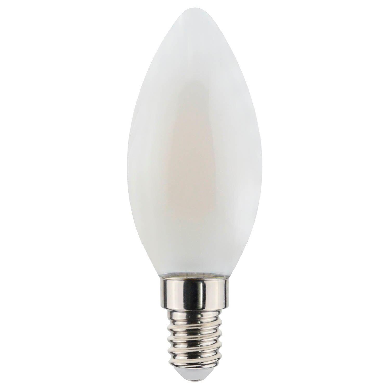 Bec LED Kodak C37, lumanare, E14, 4W, 420 lm, lumina calda 2700-3000K