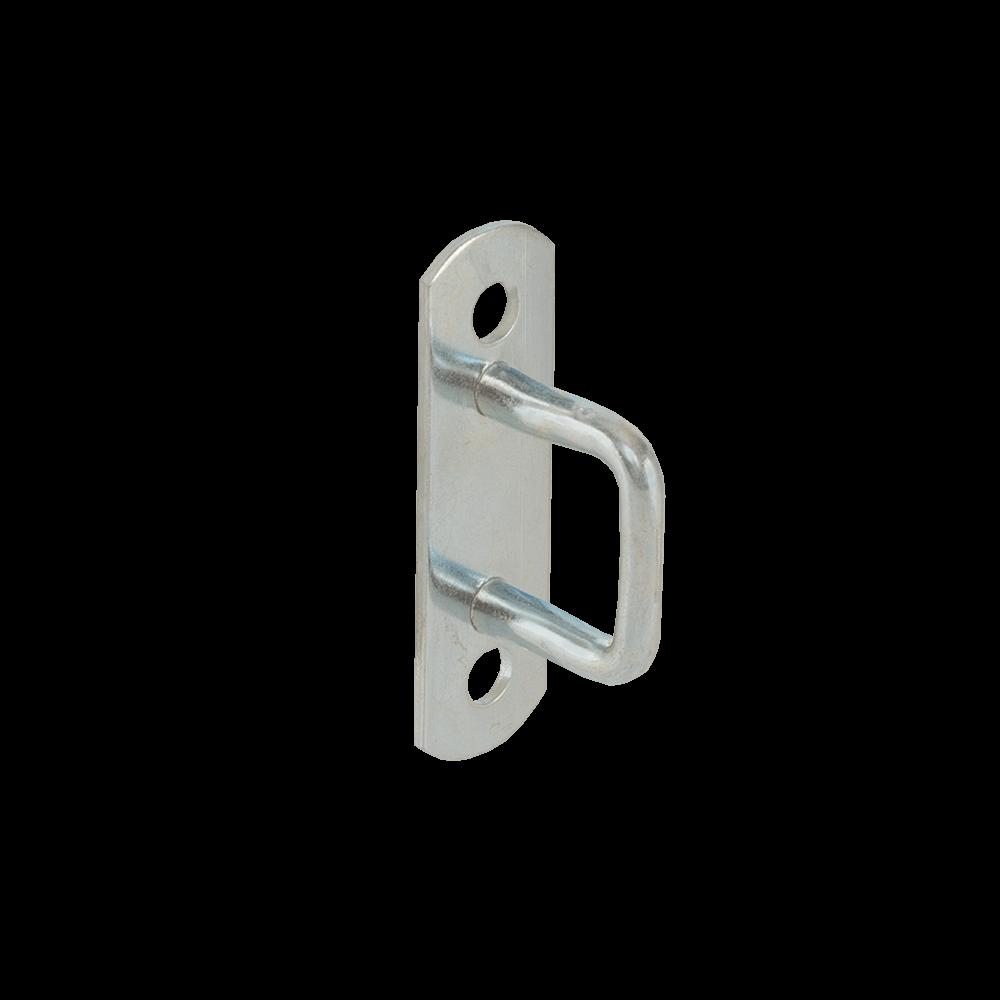 Brida dreptunghiulara pentru prelata, 15 x 34 mm