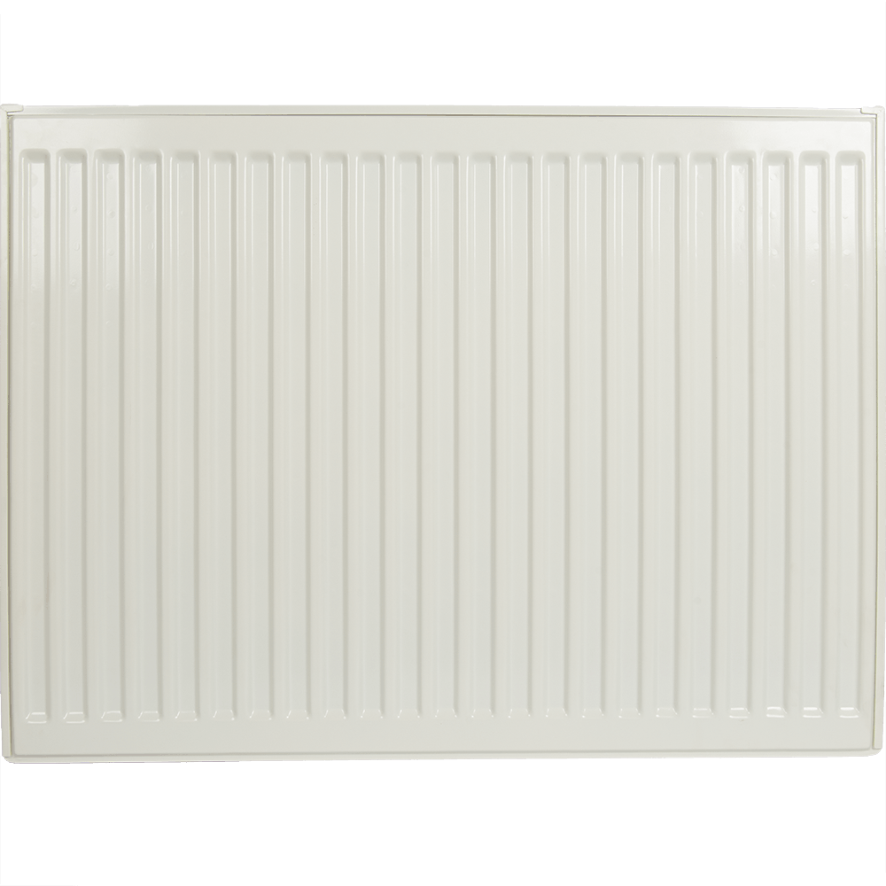 Calorifer otel Energy 22PKKP, 600 x 500 mm, 2 panouri convectoare, alb, accesorii incluse imagine MatHaus.ro