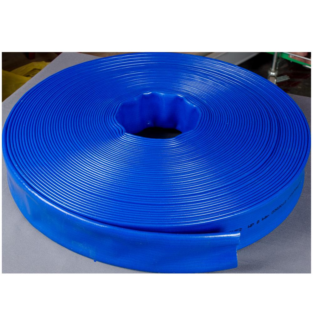 Furtun Rehau flat DN 52/2, 8 bari, albastru