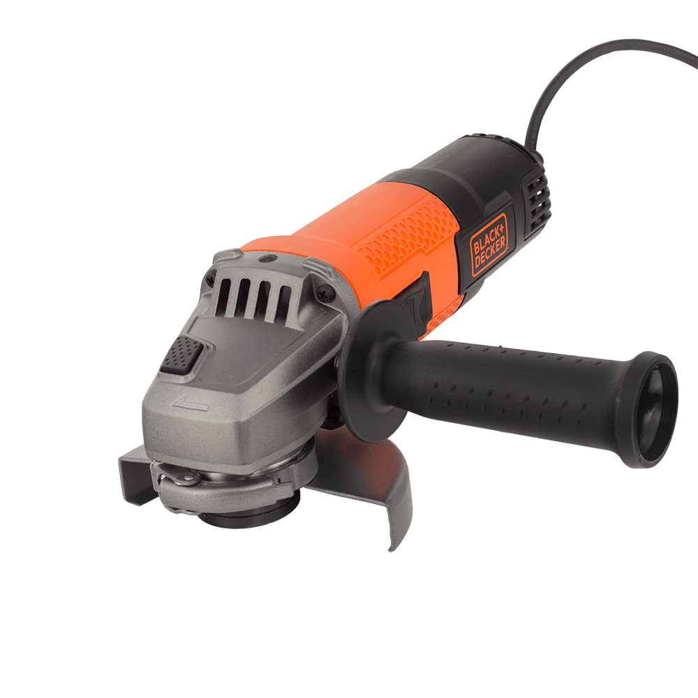 Polizor unghiular Black and Decker BEG110 KG115-XK, 750W, 115mm, 12000 rpm imagine 2021 mathaus