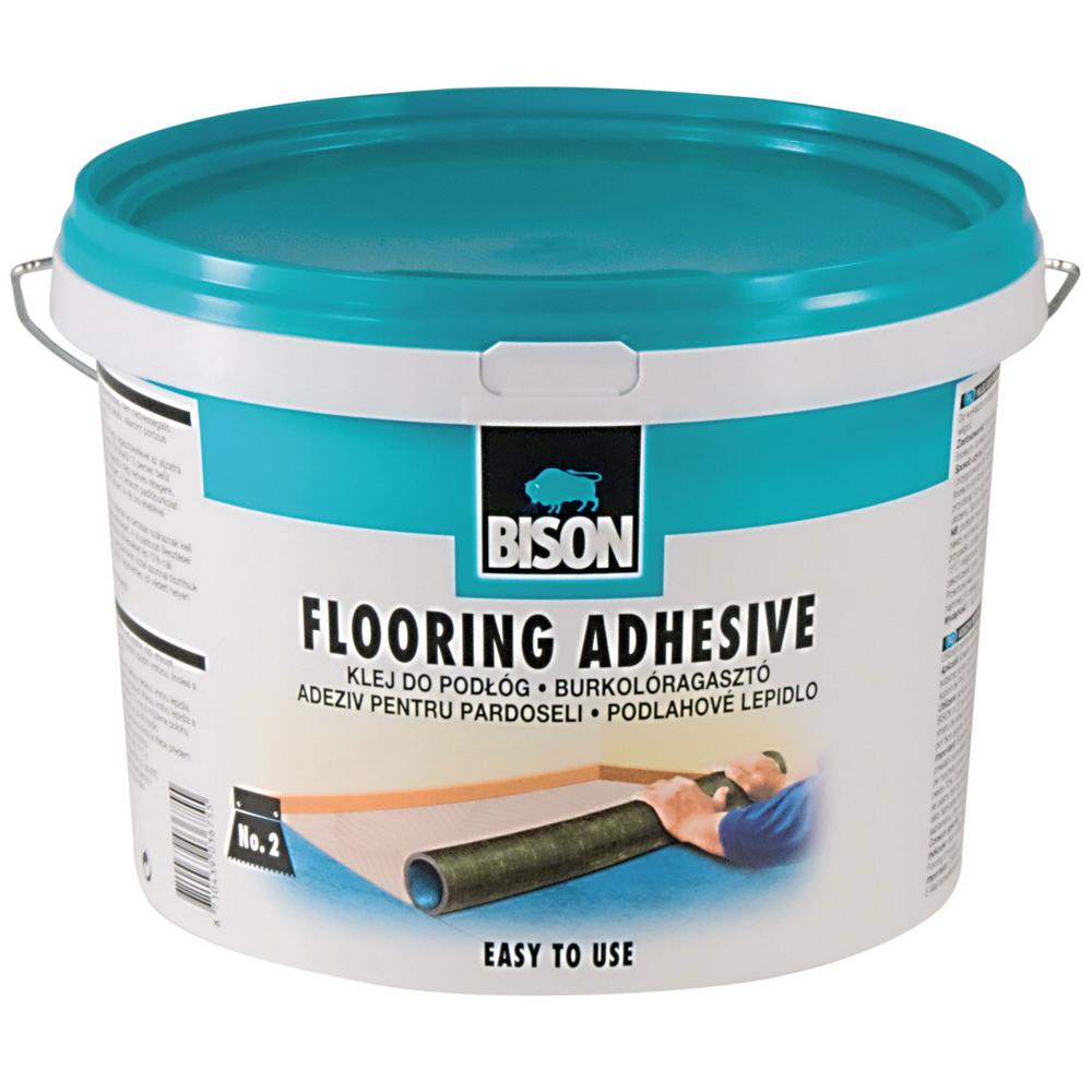 Bison Flooring - Adeziv pentru pardoseli 6 kg imagine 2021 mathaus