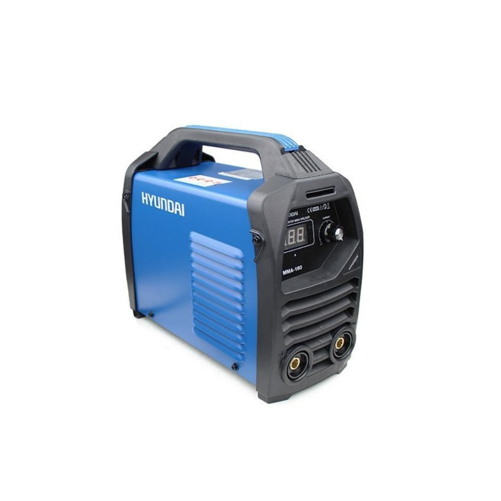 Invertor sudura Hyundai MMA 160, protectie termostatica, afisaj digital, 230 V imagine 2021 mathaus