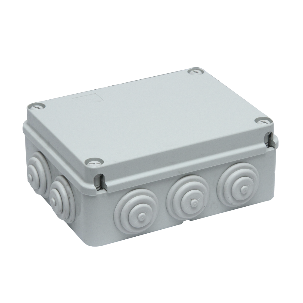 Doza de conexiune Gewiss GW44007, montaj aparent, 190x140x70 mm imagine 2021 mathaus