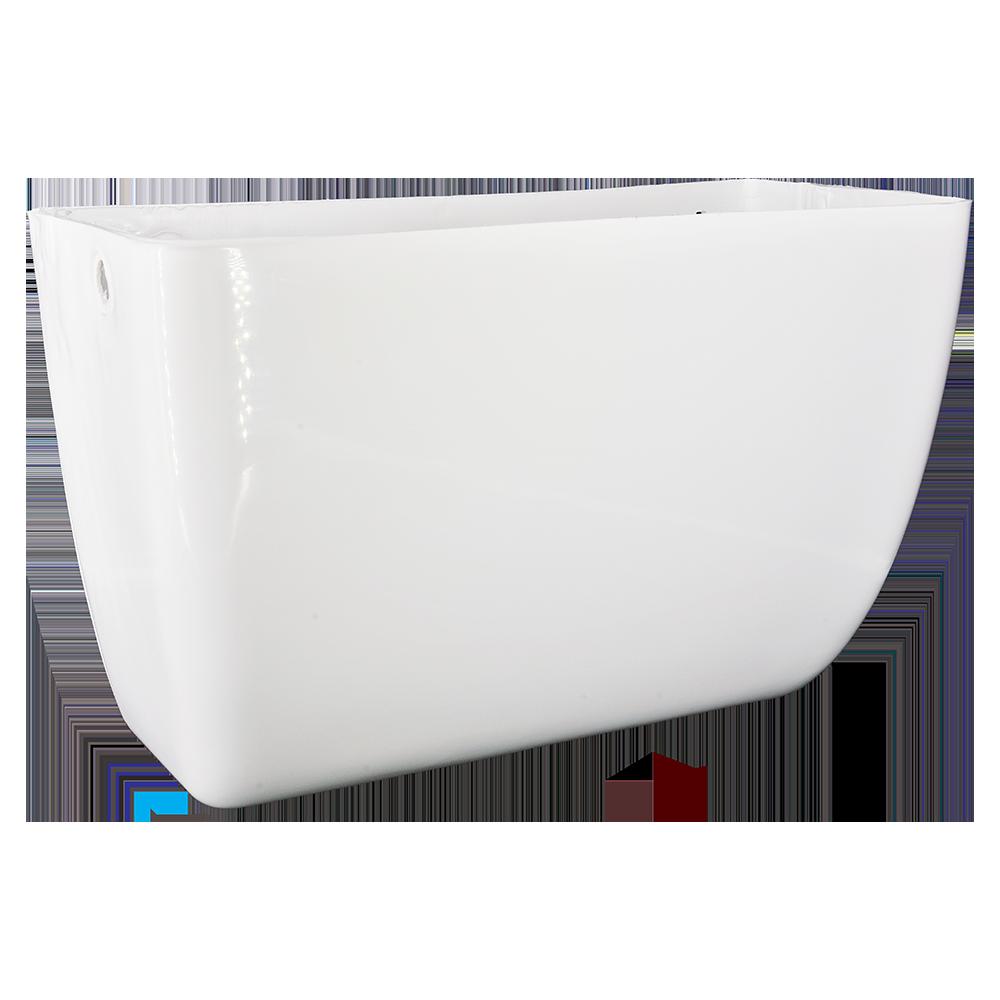 Rezervor WC Cabrio Eurociere, polipropilena, max. 9 l imagine MatHaus.ro
