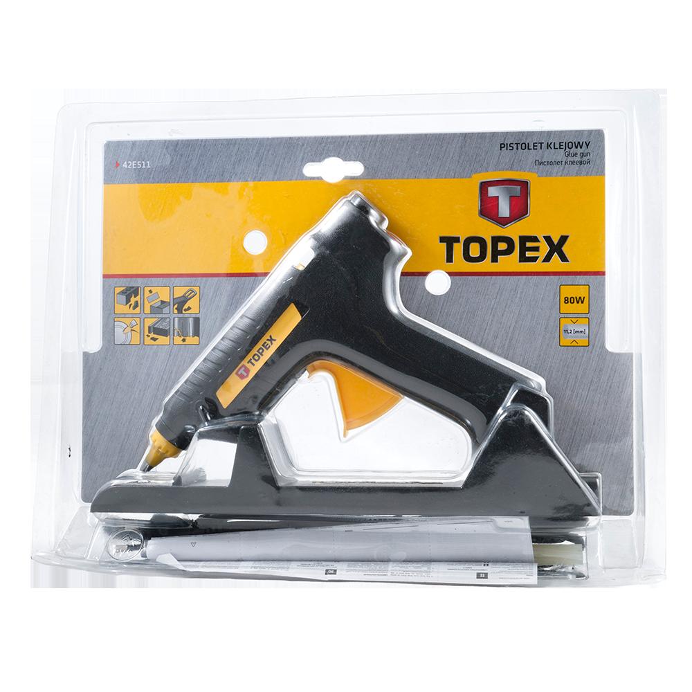 Pistol Pentru Lipit Cu Batoane Pvc Topex 42E511 11 mm mathaus 2021