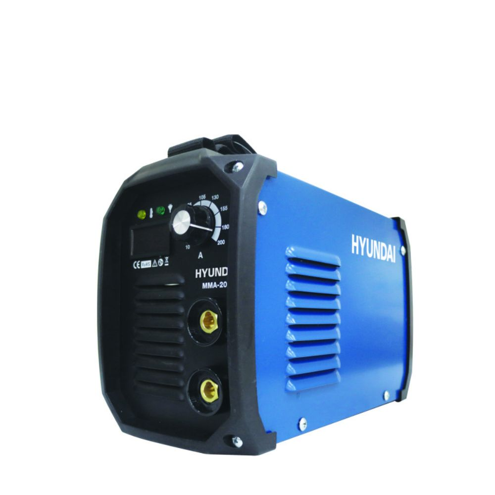 Invertor sudura Hyundai MMA-181, Hot Start, protectie la supraincalzire, 220 V imagine 2021 mathaus