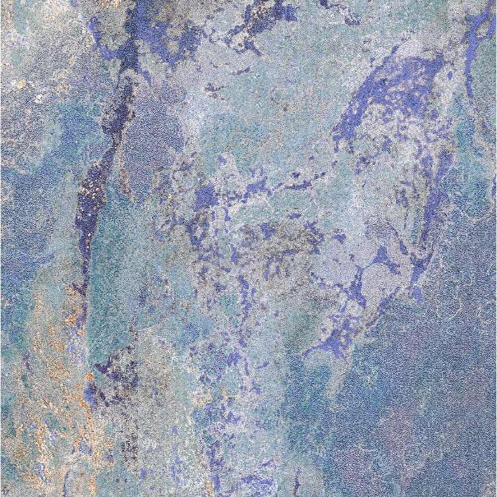 Gresie rectificata interior Nuvolo Azure DK albastru mat, patrata, 30 x 30 cm imagine MatHaus.ro